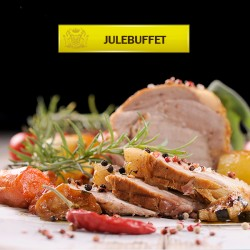 Traditionelle Julebuffet